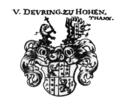 COA Deuring zu Hohentann.png