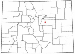 Franktown Cave - Franktown, Douglas County, Colorado Cave