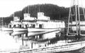 CPR sternwheelers Hamlin, Ogilvie, McConnell and Duchesnay lay up at Wrangell in August 1898.png