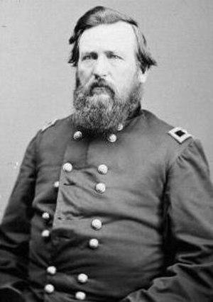 Charles R. Woods - Brig. Gen. Charles Robert Woods