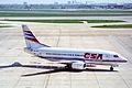CSA Czech Airlines Boeing 737-500; OK-XGC@LHR;13.04.1996 (4845183812).jpg
