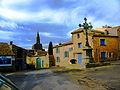 Cabrières Le village.JPG