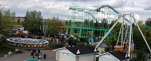 Calaway Park - The Vortex