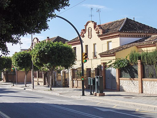Calle Emilio Thuiller, Málaga