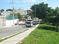Calle en la Sm. 29, Cancún, Q. Roo. - panoramio.jpg