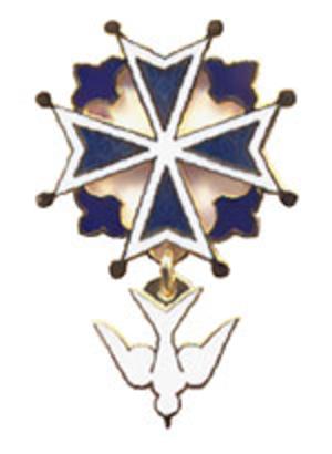 Polish Reformed Church - Huguenot cross
