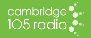 Cambridge 105 - Image: Cambridge 105 main logo white green