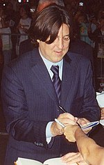 Cameron Crowe at the 2005 Toronto Film Festival promoting Elizabethtown.