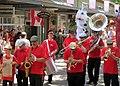 Canada Day jazz in Railspur Alley (14367835490).jpg