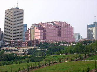 Canada Place (Edmonton) - Canada Place