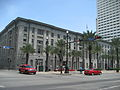 Canal St NOLA CBD Sept 2009 Custom House 2.JPG