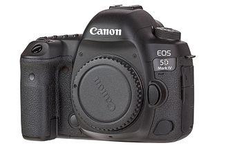 Canon EOS 5D Mark IV - Image: Canon EOS 5D Mark IV 01
