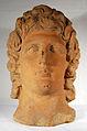 Cap masculí. Exvot etrusc hel.lenístic de Calvi (Campania). BMVB- 4132.JPG