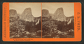 Cap of Liberty and Nevada Fall, Yosemite Valley, California.ond, by Pond, C. L. (Charles L.).png