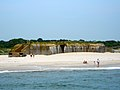 Cape May Battery 223 from the sea.JPG