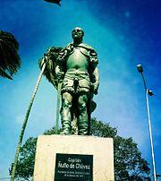 Capitán Ñuflo de Chávez (Santa Cruz de la Sierra)