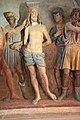 Cappella della casa di pilato, flagellazione attr. ad agnolo di polo e benedetto buglioni, 02.jpg