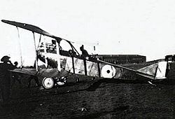 Captured Rumpler C.VII side view 1919.jpg