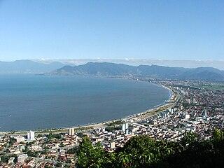 Caraguatatuba Place in Southeast, Brazil