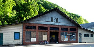 National Register of Historic Places listings in McDowell County, West Virginia - Image: Caretta Co Store