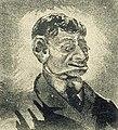 Caricature Male Head by Theo van Doesburg Joods Historisch Museum MB00759-a.jpg