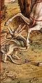 Carlo crivelli, madonna della rondine, post 1490, da s. francesco a matelica, predella 08 san giorgio e il drago 2.jpg