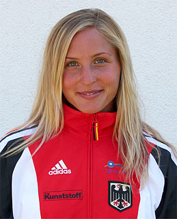 Carolin Leonhardt German canoeist