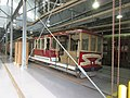 Carrollton Streetcar Barn New Orleans December 2018 09.jpg