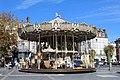 Carrousel place Napoléon Fontainebleau 1.jpg