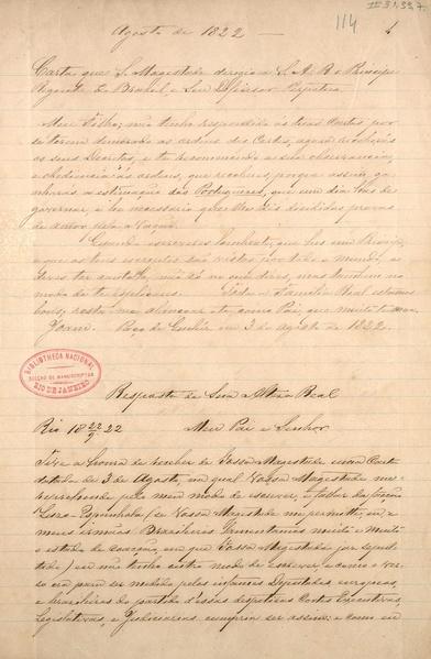 File:Carta de D. João VI a seu filho, D. Pedro I.pdf