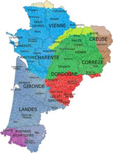 nouvelle aquitaine - Image