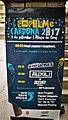 Cartell de l'empalme de la Festa Major de Cardona 2017.jpg
