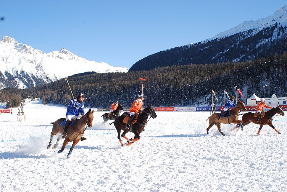 Cartier Polo World Cup on Snow 2008