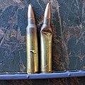 Cartouches de 5,54mm détériorées par des incidents de tirs.jpg