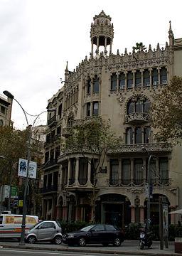 Casa Lleó Morera - 001