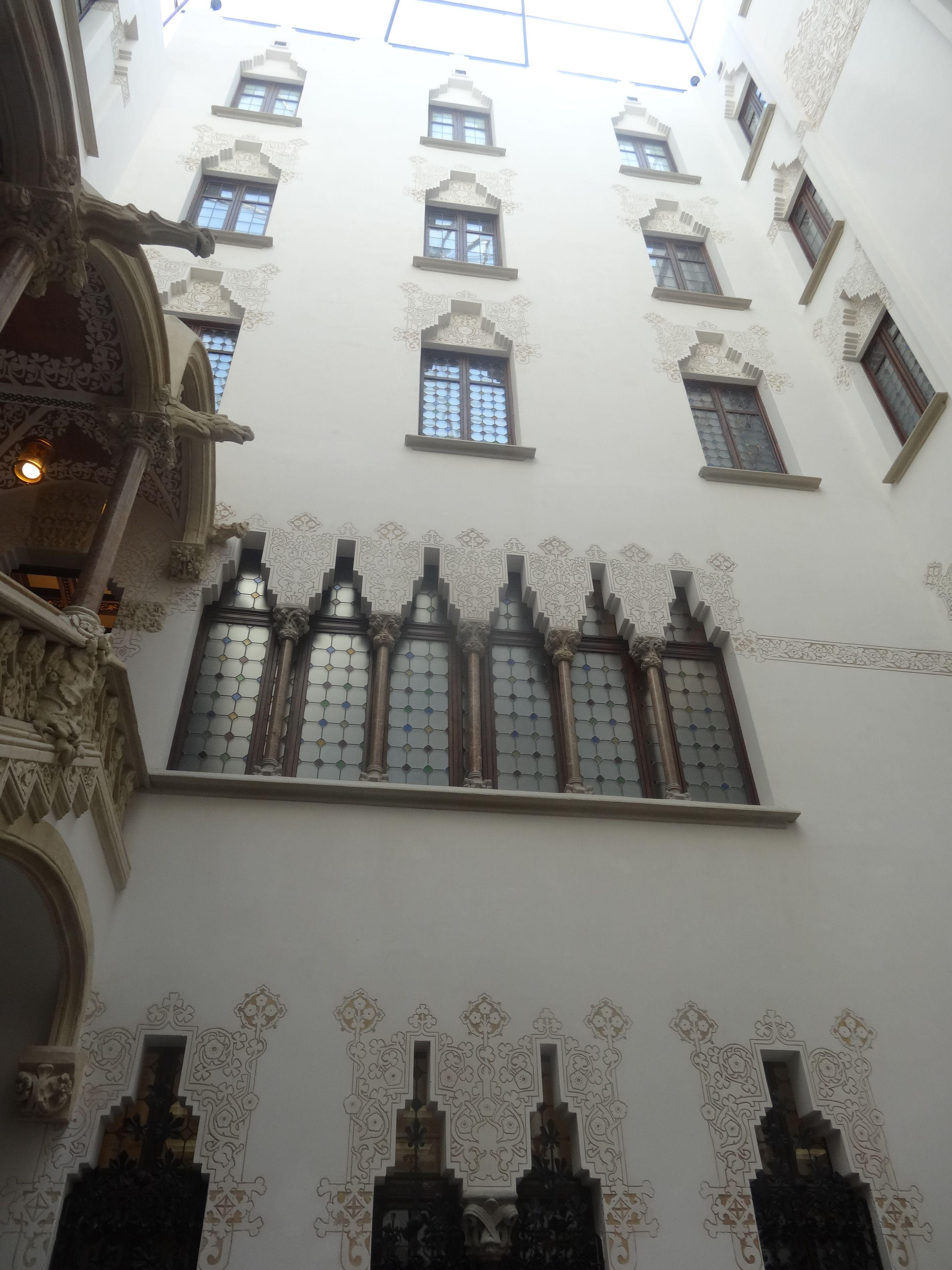 File casa macaya 2014 open house barcelona 18 jpg for Openhouse barcelona