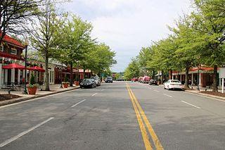 Cascades, Virginia Census-designated place in Virginia