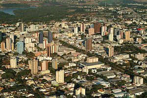 Cascavel - Downtown Cascavel