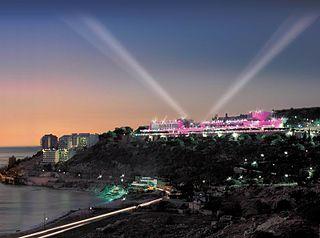 Casino du Liban Complete address and program
