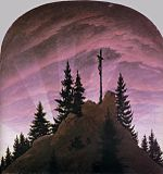 Caspar David Friedrich - Cross in the Mountains (Tetschen Altar) - WGA08237.jpg