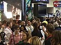 Cast of Glee leaving Signing at Comic Con (12062431523).jpg