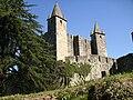 Castelo de Santa Maria da Feira ao nascer do Sol 2.JPG