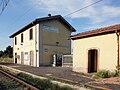 Castelvetro Piacentino San Giuliano stazione ferr binario.JPG
