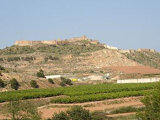Siege of Saguntum - Medieval castle of Saguntum