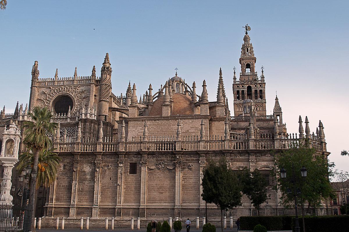 arquitectura religiosa de sevilla wikipedia la
