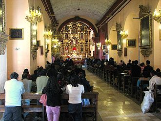 Roman Catholic Diocese of Huancavélica - Huancavélica Cathedral