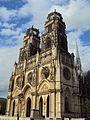 Cathédrale Sainte-Croix Orléans façade3.JPG