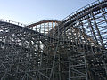 Cedar Point Mean Streak track (14661546730).jpg