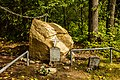 Cementerio de la fiebre del oro, Skagway, Alaska, Estados Unidos, 2017-08-26, DD 40.jpg