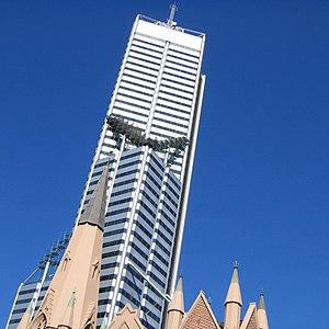 Central Park (skyscraper) - Image: Central Park Wesley Perth gobeirne